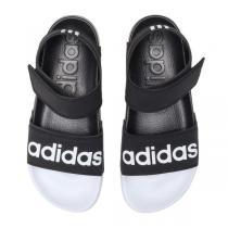Adidas阿迪達斯NEO男鞋運動鞋休閑鞋沙灘鞋涼鞋F35416