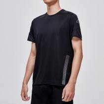 阿迪达斯男服短袖T恤运动训练健身跑步服装EI6321