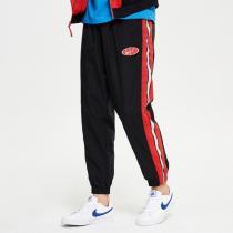 NIKE男装长裤机织双层宽松时尚休闲篮球训练运动服AV9759