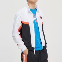 NIKE男裝夾克潮流撞色防風時尚籃球休閑外套運動服AV9756