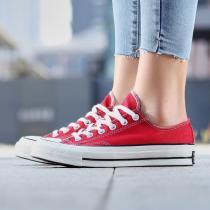 CONVERSE匡威男女休閑鞋三星標1970s低幫帆布鞋164949C