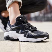 NIKE耐克男鞋休閑鞋AIR MAX氣墊時尚系帶跑步運動鞋AT4525