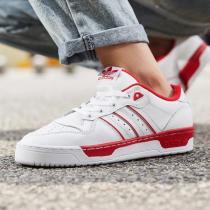adidas阿迪達斯三葉草男鞋運動鞋小白鞋板鞋休閑鞋EE4658