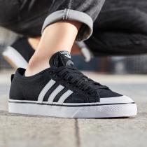 adidas阿迪達斯男子板鞋帆布鞋休閑運動鞋CQ2332