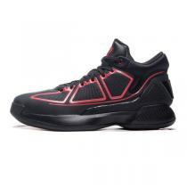 阿迪達斯男鞋籃球鞋2019新款ROSE10羅斯比賽實戰訓練運動鞋G26162