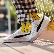 PUMA彪馬女鞋2019新款時尚板鞋小白鞋休閑鞋運動鞋366487