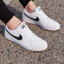 NIKE耐克男鞋板鞋COURT系列简约低帮轻便休闲运动鞋BQ4222