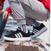 adidas阿迪達斯男子板鞋休閑運動鞋BC0269