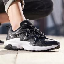 NIKE男鞋休閑鞋AIR MAX低幫氣墊系帶跑步運動鞋CD4151