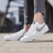 NIKE女鞋板鞋Blazer开拓者小白鞋低帮休闲运动鞋AV9370
