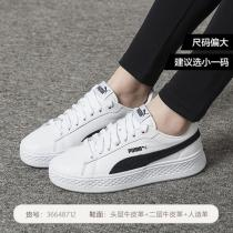 PUMA彪馬女鞋時尚板鞋小白鞋休閑鞋運動鞋366487