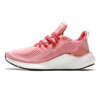 阿迪達斯女鞋跑步鞋2020新款ALPHABOOST休閑運動鞋EG1430