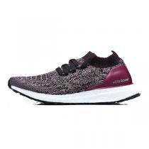 【無品牌鞋盒】阿迪達斯女子跑步鞋ULTRABOOST休閑運動鞋DA9596