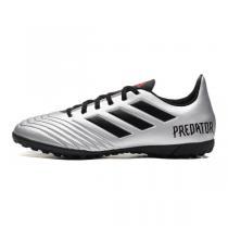 【無品牌鞋盒】阿迪達斯男鞋足球鞋款PREDATOR 19.4 TF碎釘運動鞋F35634