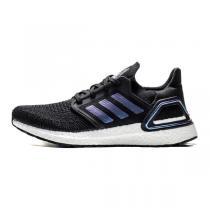 阿迪達斯男鞋跑步鞋2020新款ULTRABOOST 20休閑運動鞋EG0692