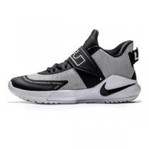 NIKE男鞋籃球鞋詹姆斯使節12代緩震湖人色運動鞋BQ5436