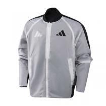 阿迪達斯男服外套夾克2020新款OVERSIZE運動型格夾克外套FI4688