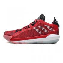阿迪達斯男鞋籃球鞋2020新款DAME 6 GCA利拉德實戰運動鞋EF9878