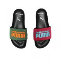 PUMA黑標男鞋女鞋2020新款THE HUNDREDS沙灘休閑鞋拖鞋372940