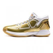 阿迪达斯男鞋篮球鞋2020新款罗斯10战靴场上比赛训练运动鞋FW9487