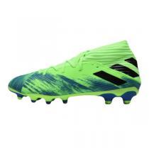 阿迪达斯男鞋足球鞋2020新款NEMEZIZ 19.3 MG短钉运动鞋FV3990