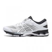 亚瑟士男鞋跑步鞋2020新款GEL-KAYANO 26减震运动鞋1011A541-101