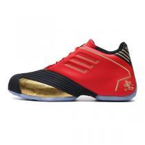 阿迪達斯男鞋籃球鞋2020新款TMAC麥蒂五虎將場上實戰運動鞋FW3655