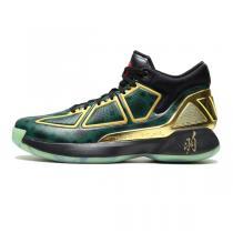 阿迪達斯男鞋籃球鞋2020新款羅斯同款ROSE 10五虎運動鞋FW3656