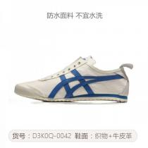 Onitsuka Tiger鬼?;⒛凶有蓍e鞋18款MEXICO 66鞋D3K0Q-0042