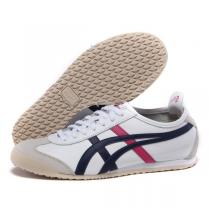 亞瑟士Tiger男鞋女鞋休閑鞋2020新款Mexico 66運動鞋THL7C2-0154