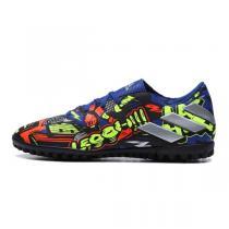 阿迪達斯男鞋足球鞋20新款NEMEZIZ MESSI 19.4TF比賽運動鞋EH0596