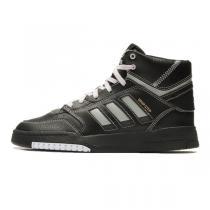 adidas阿迪達斯三葉草女鞋同款運動鞋休閑鞋高幫板鞋EG3634