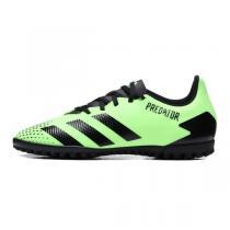 阿迪達斯男鞋足球鞋20新款PREDATOR 20.4 TF比賽訓練運動鞋EH3002
