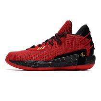 阿迪達斯男鞋籃球鞋21新款利拉德新年款籃球實戰休閑運動鞋FY3442
