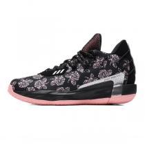 阿迪达斯男鞋篮球鞋21新款DAME 7 GCA利拉德实战运动休闲鞋FZ1092