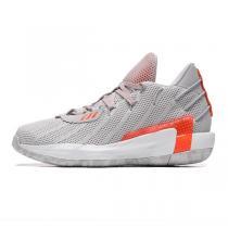 阿迪达斯男鞋篮球鞋21新款DAME 7 GCA利拉德实战运动休闲鞋G55176