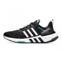 阿迪達斯男鞋跑步鞋2021新款EQT緩震BOOST訓練休閑運動鞋H02759
