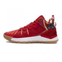 阿迪達斯男鞋2021新款中幫運動鞋羅斯場上實戰籃球鞋潮GZ0910