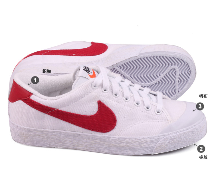 NIKE ALL COURT LOW (VNTG) 耐克板鞋 男鞋-耐克板鞋价格 耐克板鞋