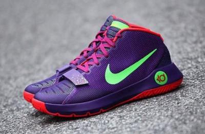 【图】nike kd trey 5杜兰特简版篮球鞋好吗?耐