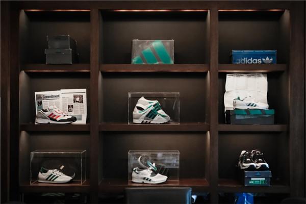 带你探索Adidas EQT的前世今生!