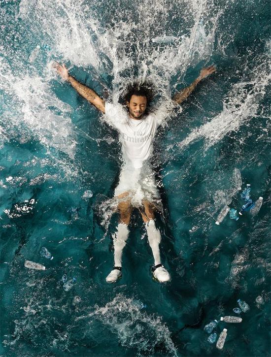 Adidas将海洋环保主义进行到底!