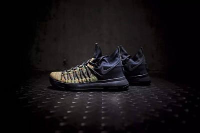 Nike zoom kd9 elite ep怎么样?Nike kd 9 elite介绍