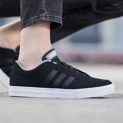 阿迪达斯网球鞋鞋码_【F34370】阿迪达斯adidas男黑色板鞋图片 - 名鞋库